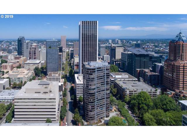 1500 SW 5TH Ave #1001, Portland, OR 97201 (MLS #19119988) :: Next Home Realty Connection