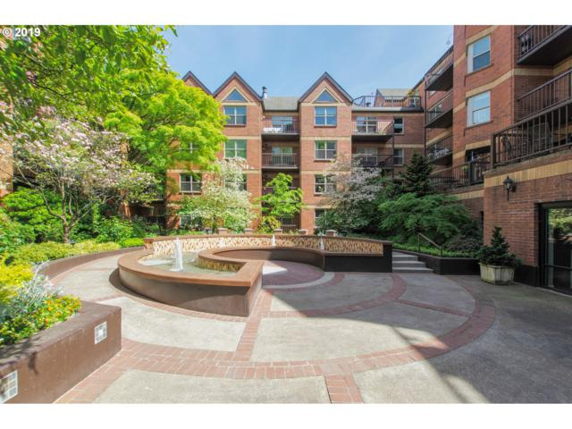 1500 SW Park Ave #218, Portland, OR 97201 (MLS #19120038) :: Cano Real Estate