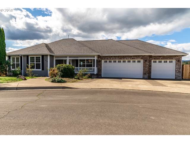 105 Frontier Ct, Sutherlin, OR 97479 (MLS #19120801) :: Premiere Property Group LLC