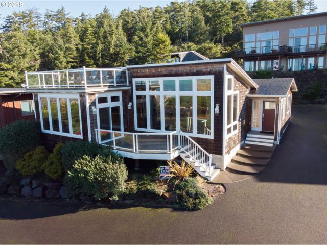 1065 Hillsdale St, Oceanside, OR 97134 (MLS #19121653) :: The Sadle Home Selling Team