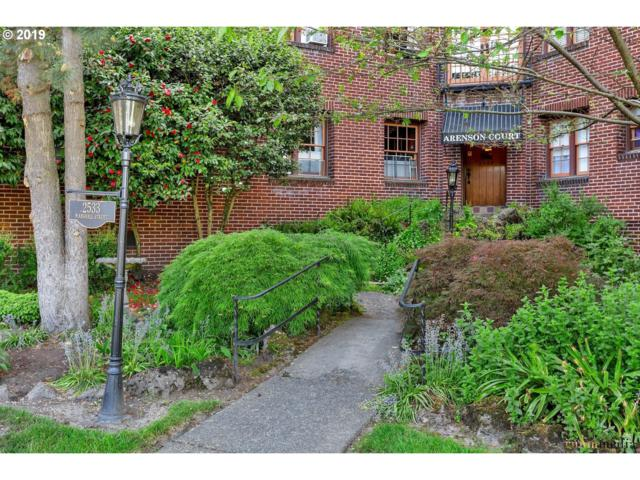 2533 NW Marshall St #206, Portland, OR 97210 (MLS #19121710) :: R&R Properties of Eugene LLC