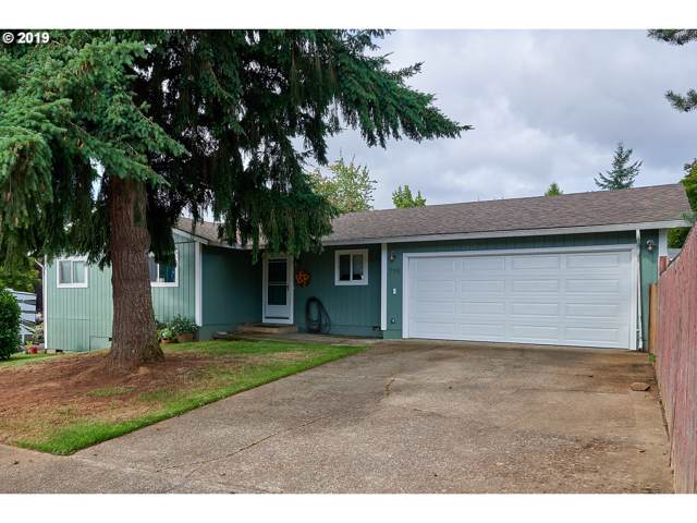 795 NE F St, Willamina, OR 97396 (MLS #19122190) :: Next Home Realty Connection