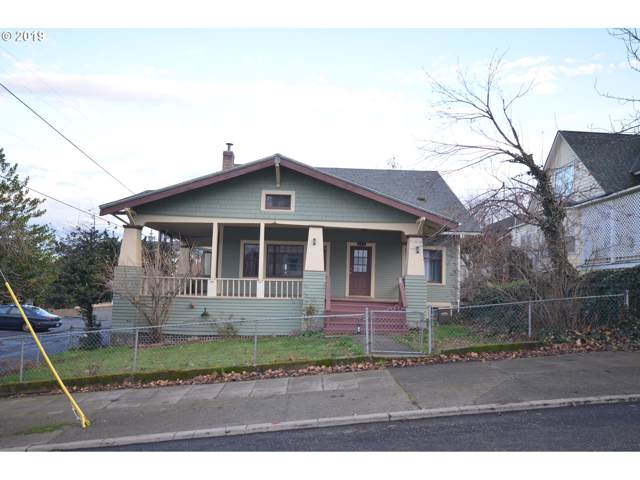 512 Liberty St, The Dalles, OR 97058 (MLS #19122370) :: McKillion Real Estate Group