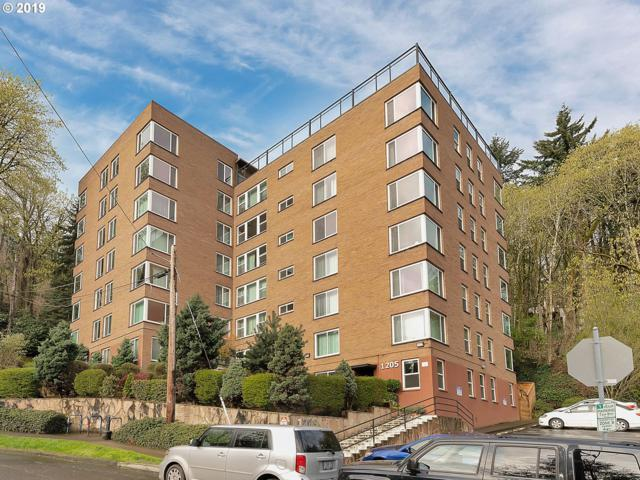 1205 SW Cardinell Dr #502, Portland, OR 97201 (MLS #19123576) :: McKillion Real Estate Group