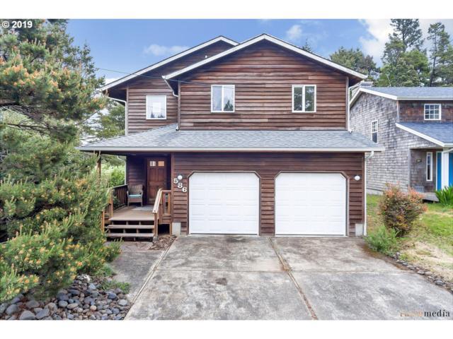 586 3rd St, Manzanita, OR 97130 (MLS #19124300) :: Cano Real Estate