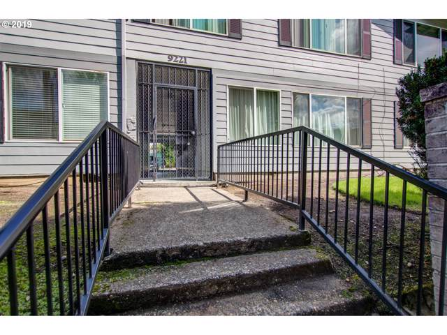 9221 N Lombard St #7, Portland, OR 97203 (MLS #19126056) :: Song Real Estate