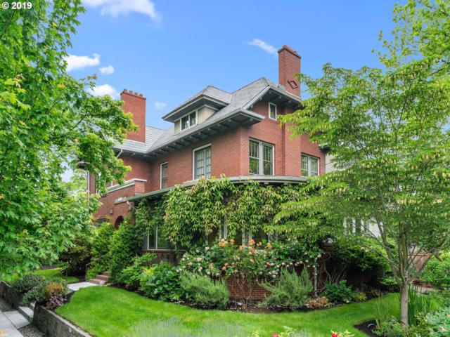 610 NE Cesar E Chavez Blvd, Portland, OR 97232 (MLS #19128022) :: Matin Real Estate Group