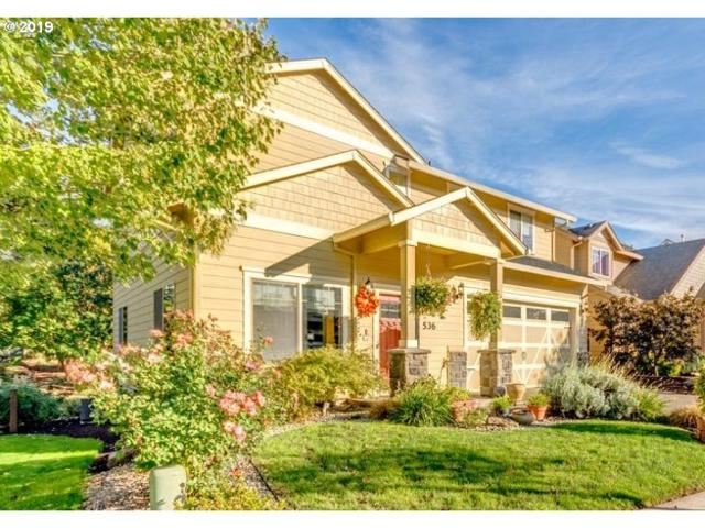 536 Corinne Dr, Newberg, OR 97132 (MLS #19128128) :: Next Home Realty Connection