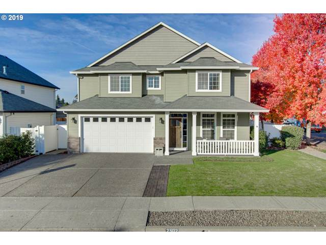 2502 NW 15TH St, Battle Ground, WA 98604 (MLS #19128545) :: Next Home Realty Connection