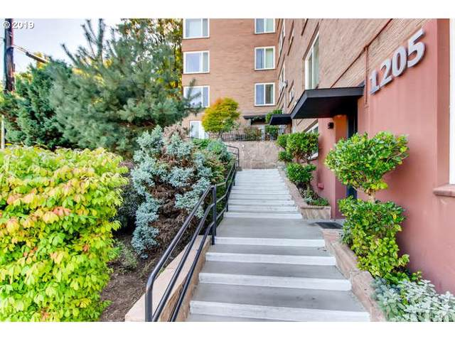 1205 SW Cardinell Dr #306, Portland, OR 97201 (MLS #19129911) :: Song Real Estate