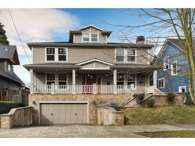 3033 NE Everett St, Portland, OR 97232 (MLS #19131465) :: McKillion Real Estate Group