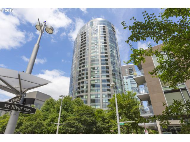 3601 SW River Pkwy #1404, Portland, OR 97239 (MLS #19131821) :: Fox Real Estate Group