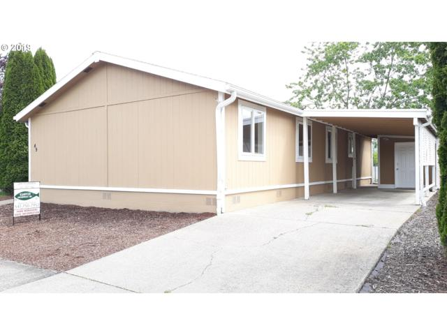 700 N Mill St Space #49, Creswell, OR 97426 (MLS #19132433) :: R&R Properties of Eugene LLC