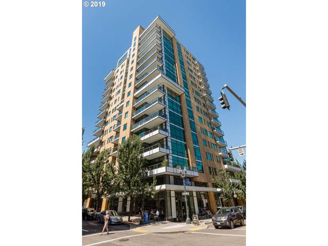 311 NW 12TH Ave #704, Portland, OR 97209 (MLS #19133809) :: TK Real Estate Group