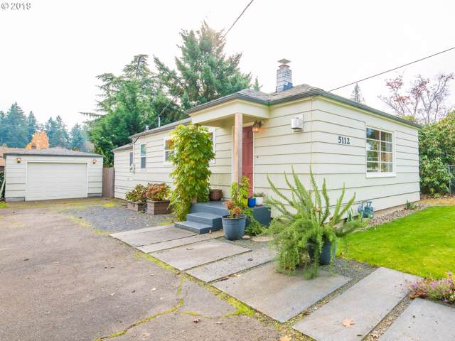 5112 SE Britton Ave, Milwaukie, OR 97267 (MLS #19135107) :: Gregory Home Team | Keller Williams Realty Mid-Willamette