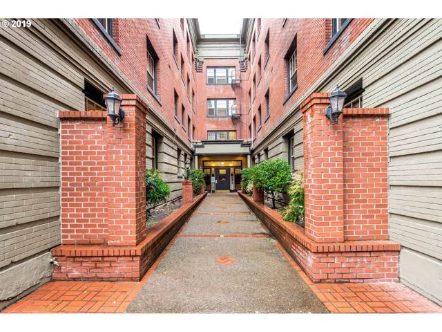 2109 NW Irving St #104, Portland, OR 97210 (MLS #19135478) :: Change Realty