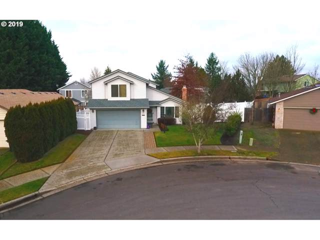 7339 SE Augusta Ct, Hillsboro, OR 97123 (MLS #19137122) :: Next Home Realty Connection