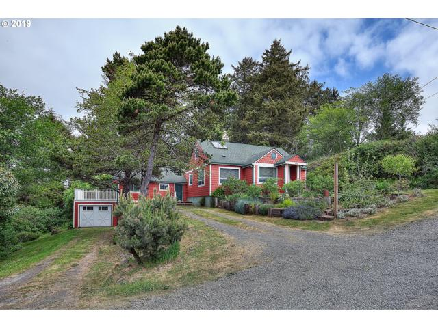 141 NE 57TH St, Newport, OR 97365 (MLS #19137969) :: McKillion Real Estate Group