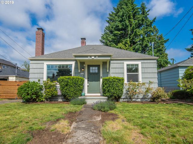 7627 N Berkeley Ave, Portland, OR 97203 (MLS #19138805) :: Townsend Jarvis Group Real Estate