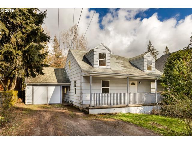3707 SW Baird St, Portland, OR 97219 (MLS #19139049) :: TLK Group Properties