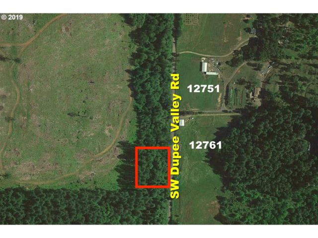 0 SW Dupee Valley Rd, Sheridan, OR 97378 (MLS #19139444) :: Territory Home Group