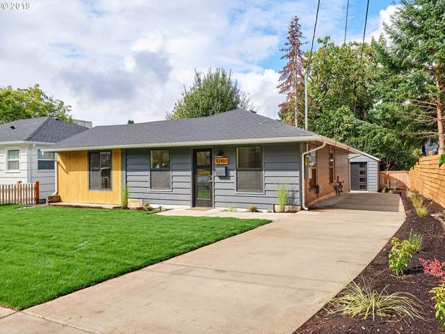 10461 SE 24TH Ave, Milwaukie, OR 97222 (MLS #19139569) :: Fox Real Estate Group