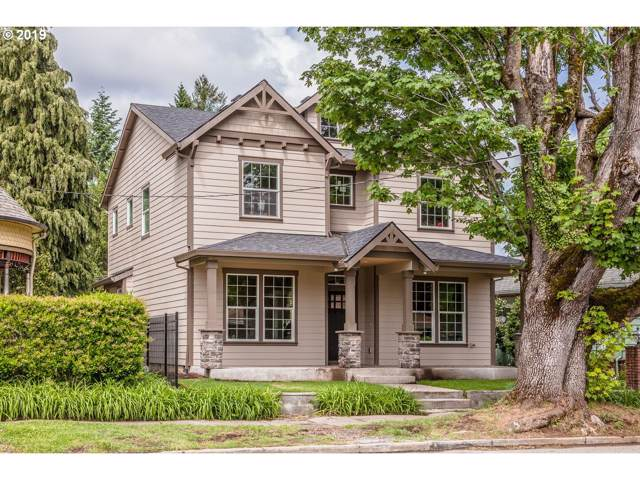 6815 N Portsmouth Ave, Portland, OR 97203 (MLS #19140029) :: Song Real Estate