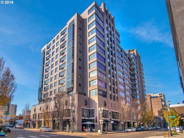 333 NW 9TH Ave #1305, Portland, OR 97209 (MLS #19140848) :: Next Home Realty Connection