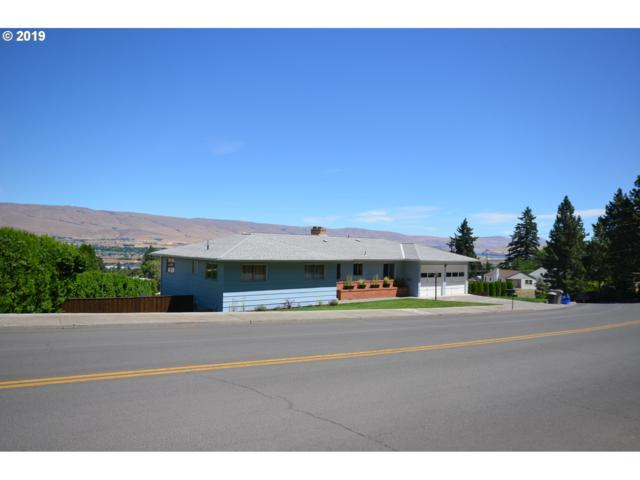 1707 Lincoln Way, The Dalles, OR 97058 (MLS #19141161) :: Townsend Jarvis Group Real Estate