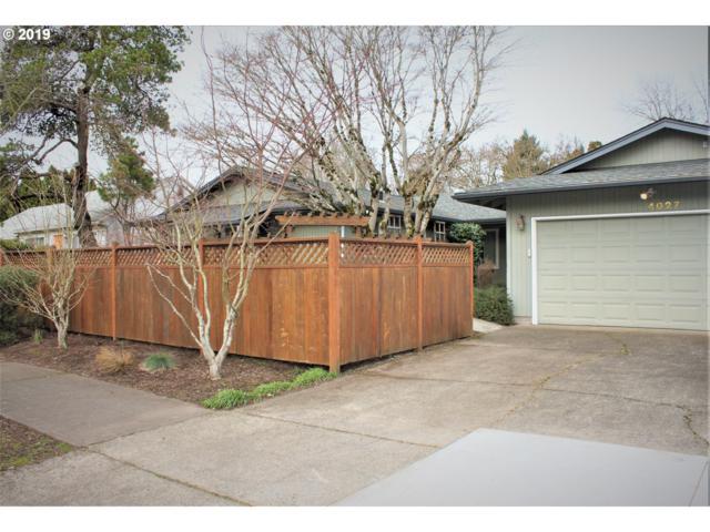 4027 SE Rex St, Portland, OR 97202 (MLS #19141687) :: The Sadle Home Selling Team
