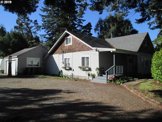 88964 Hwy 42S, Bandon, OR 97411 (MLS #19141887) :: Homehelper Consultants