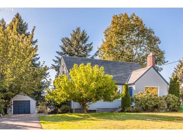 11467 SE 30TH Ave, Milwaukie, OR 97222 (MLS #19142408) :: Skoro International Real Estate Group LLC