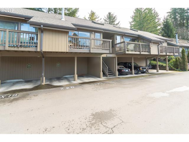 7722 SW Barnes Rd C, Portland, OR 97225 (MLS #19142615) :: The Galand Haas Real Estate Team