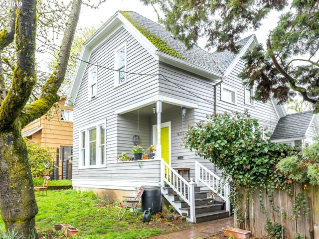 7633 SE Yamhill St, Portland, OR 97215 (MLS #19143227) :: Next Home Realty Connection