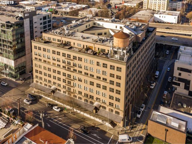 1420 NW Lovejoy St #508, Portland, OR 97209 (MLS #19144054) :: R&R Properties of Eugene LLC