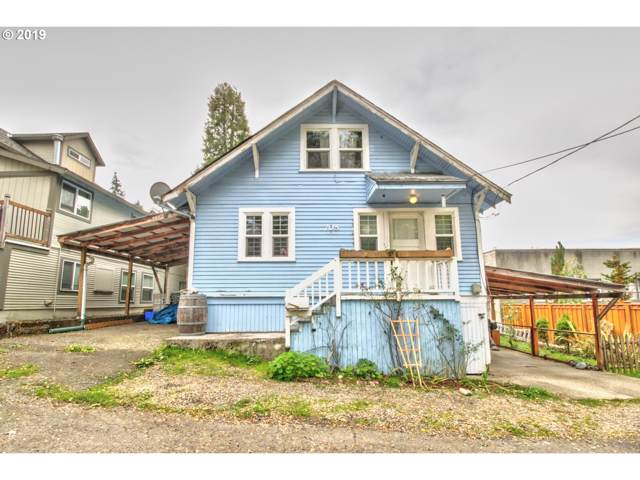 705 Jackson St, Oregon City, OR 97045 (MLS #19144128) :: Townsend Jarvis Group Real Estate