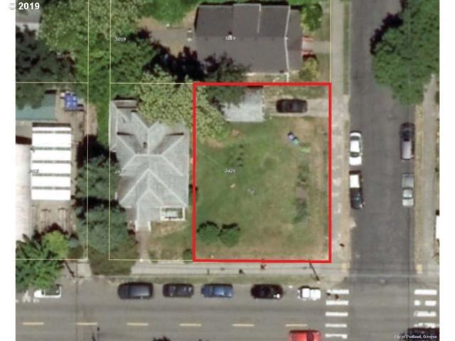 0 NE Alberta St, Portland, OR 97211 (MLS #19144460) :: Premiere Property Group LLC