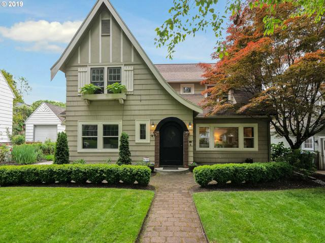 3442 SE Carlton St, Portland, OR 97202 (MLS #19145268) :: Next Home Realty Connection