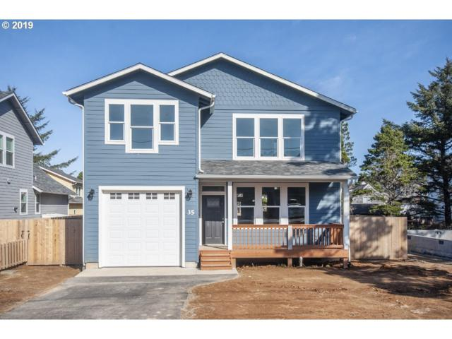 35 NW Sunset St, Depoe Bay, OR 97341 (MLS #19146246) :: McKillion Real Estate Group
