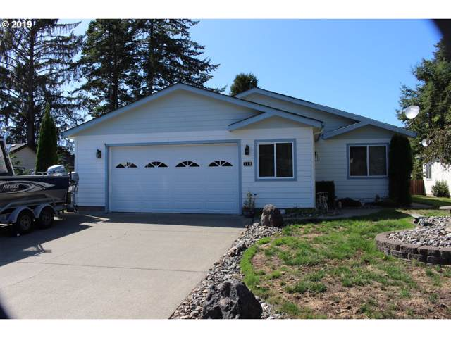 119 Jensen Way, Lakeside, OR 97449 (MLS #19146332) :: Homehelper Consultants