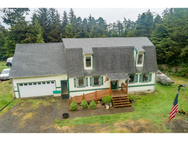 535 SW Wakonda Beach Rd, Waldport, OR 97394 (MLS #19147312) :: Townsend Jarvis Group Real Estate