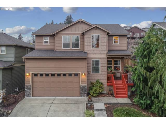 977 W Lookout Ridge Dr, Washougal, WA 98671 (MLS #19148599) :: Fox Real Estate Group