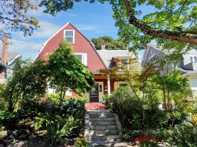 2134 NE 17TH Ave, Portland, OR 97212 (MLS #19148870) :: McKillion Real Estate Group