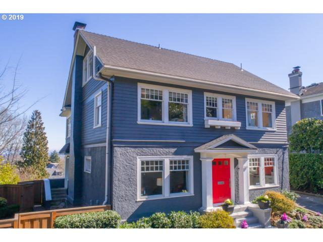840 NW Summit Ave, Portland, OR 97210 (MLS #19149281) :: TLK Group Properties
