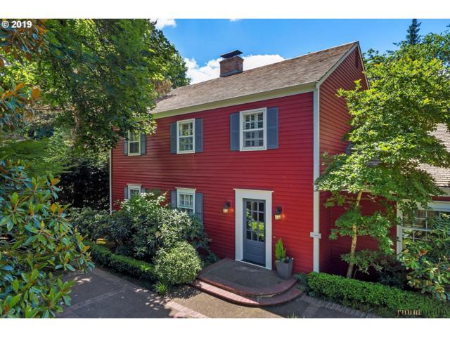 4422 SW Westdale Dr, Portland, OR 97221 (MLS #19149628) :: TK Real Estate Group