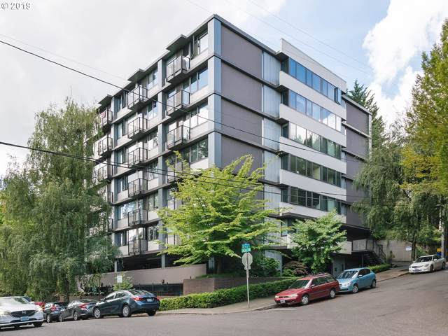 2020 SW Main St #505, Portland, OR 97205 (MLS #19149867) :: Homehelper Consultants