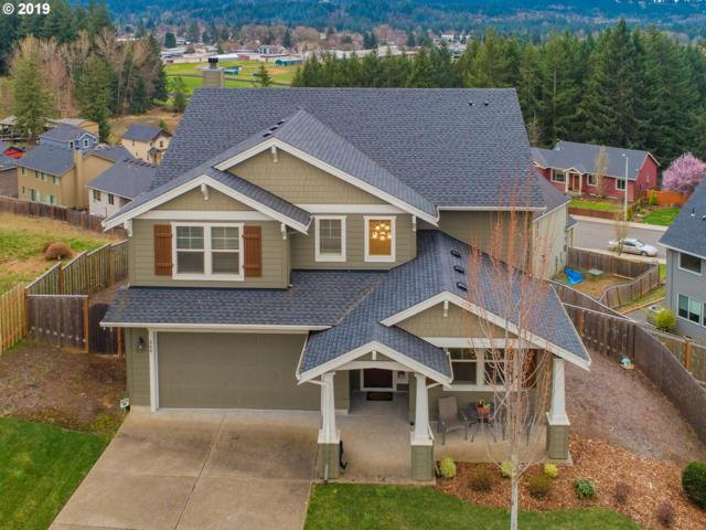 840 NE Cascadia Ridge Dr, Estacada, OR 97023 (MLS #19150995) :: Townsend Jarvis Group Real Estate