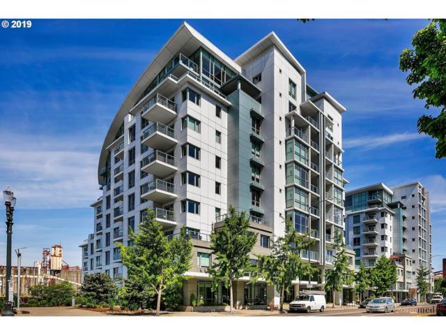 1310 NW Naito Pkwy NW 1005A, Portland, OR 97209 (MLS #19151236) :: Cano Real Estate