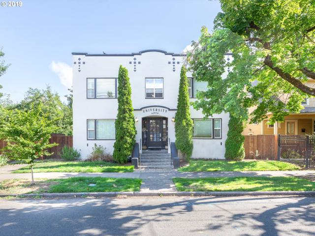 4763 N Lombard St #8, Portland, OR 97203 (MLS #19151742) :: Brantley Christianson Real Estate
