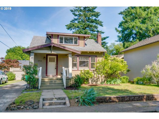 1714 NE 55TH Ave, Portland, OR 97213 (MLS #19152306) :: Townsend Jarvis Group Real Estate